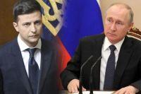 Контроль над границей: Путин прокомментировал разногласия с Зеленским