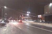 В Оренбурге открыто движение по улице Уральской.