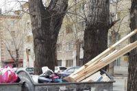 Тюменцам напоминают о правилах вывоза строительного мусора