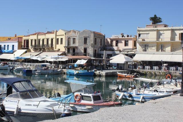 У побережья Крита произошло землетрясение магнитудой 5,4