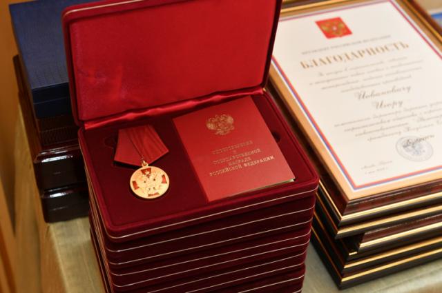 Губернатор Ямала вручил награды за вклад в развитие региона