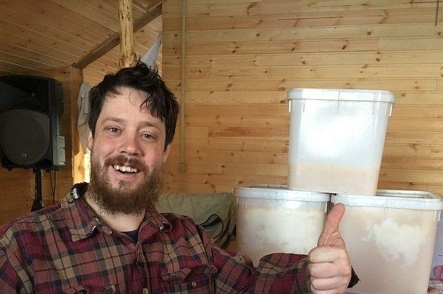 «Веселый молочник» только в этом году смог запустить производство на ферме.