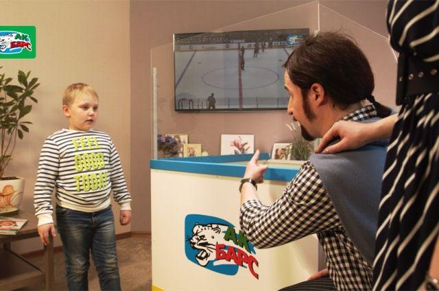 Рынок детских наказаний переживает кризис. Казанский ХК «Ак Барс» предлагает свой способ выхода из него..