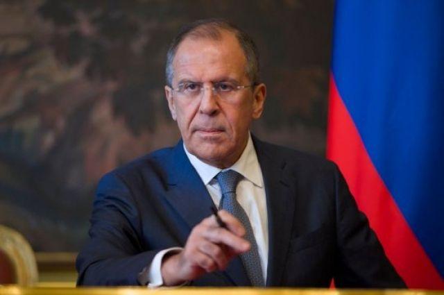 Лавров прокомментировал встречу Зеленского и Путина: подробности