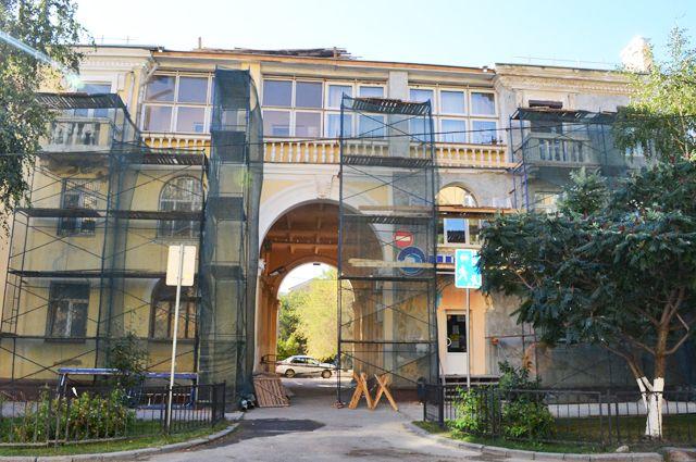 Капремонт для исторических зданий становится настоящим испытанием.