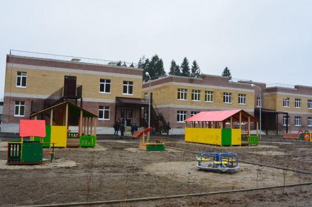 Садик в Михайловском будет оснащён всем необходимым.