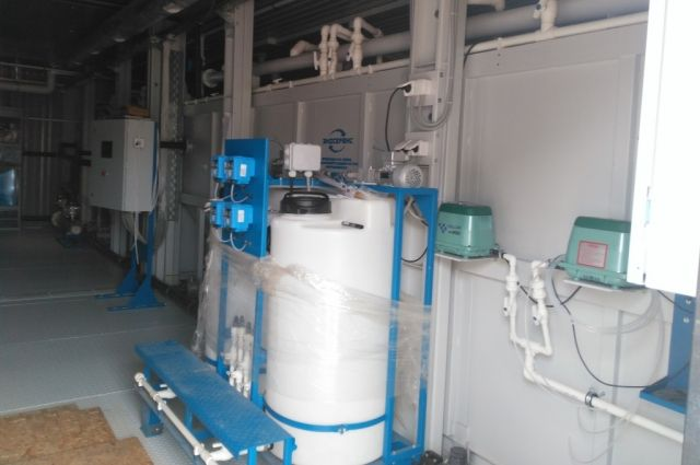 Модернизация очистных сооружений и контейнерных площадок повысят качество жизни ярославцев.