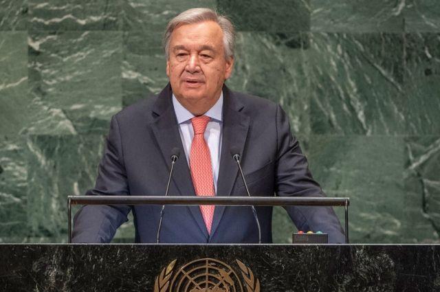 Генсек ООН приветствует результаты «нормандской встречи»