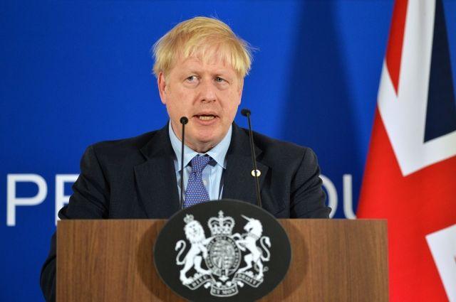 Джонсон считает, что в Британии высок риск «подвешенного парламента»