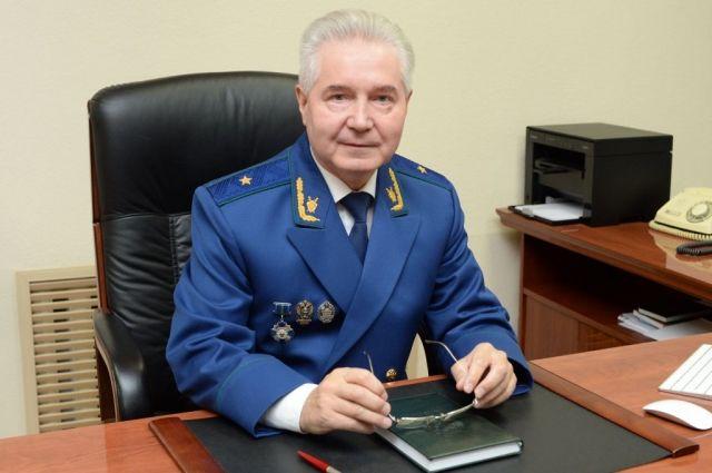 Прокурором ЯНАО стал Анатолий Васильев