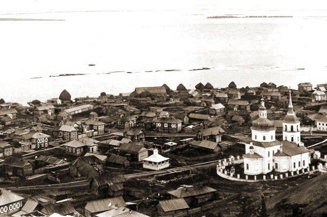 Остяко-Вогульский национальный округ образован 10 декабря 1930 года