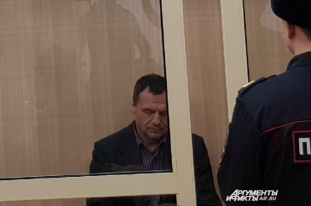 Андрей Ковтун заявил о намерении возместить ущерб, нанесённый ГУ МЧС России по Пермскому краю.