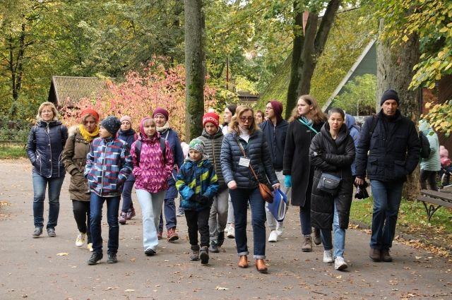 Калининградский зоопарк ждёт полумиллионного посетителя