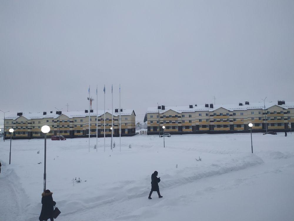 Центр Лабытнанги.