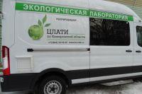 Передвижная экологическая лаборатория.