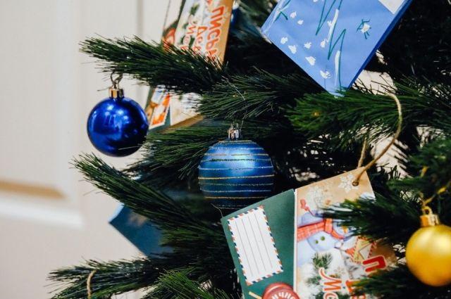 Благотворительная акция «Письмо Деду Морозу» исполнит желания юных тюменцев