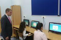 «Уроки цифры» в школе № 6 Ханты-Мансийска