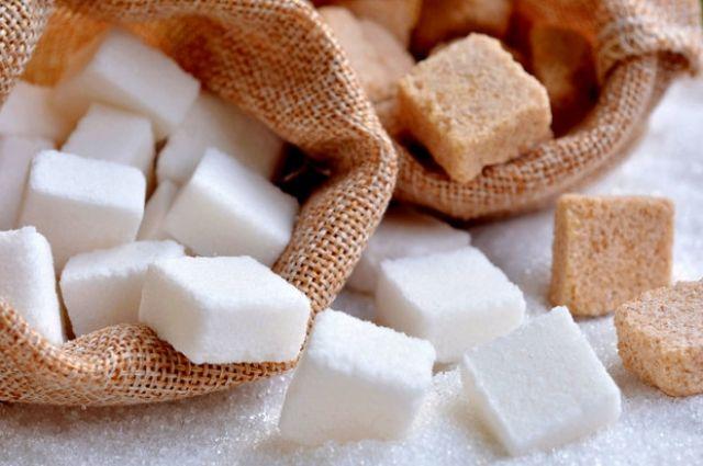 Украина снизила экспорт сахара почти в десять раз