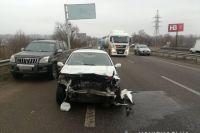 ДТП на трассе Киев-Харьков: пострадавший умер в больнице