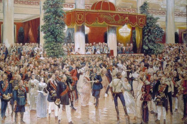 Для царской России Новый год был особенным праздником.