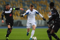 «Динамо» упустило шанс на еврокубковую весну