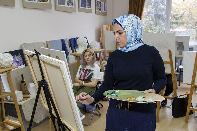 Элита Дадакаева провела мастер-класс в Ставрополе