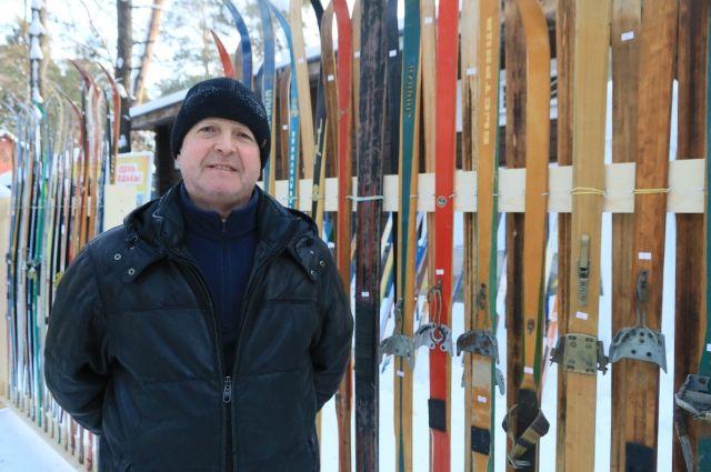 Сергей Корбан в юности серьёзно занимался лыжным спортом.