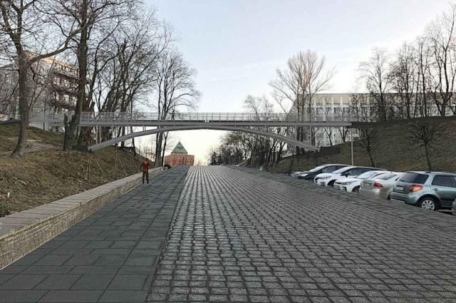 Мост над Ивановским съездом