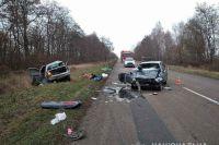 В Черниговской области произошло масштабное ДТП: есть жертвы и пострадавшие