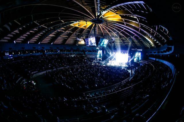 На «Тинькофф Арене» прошло вручение премии NCA Saint Petersburg Music Awards.