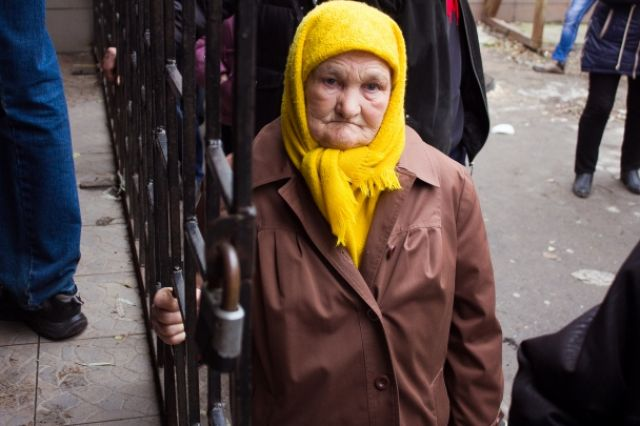 Разумков рассказал, сможет ли Украина отправлять пенсии в Донецк и Луганск