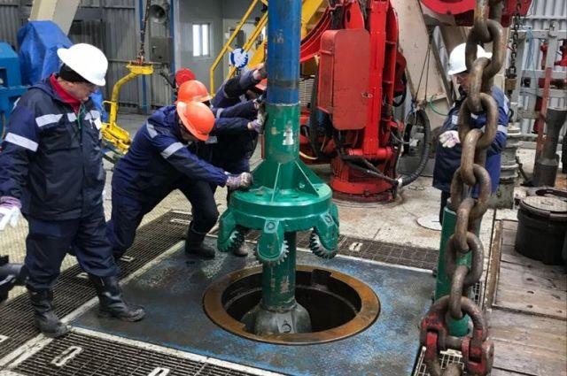 В Украине началось бурение сверхглубокой скважины для добычи газа