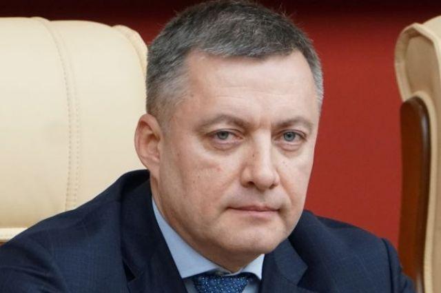 Врио губернатора Иркутской области примет кадровые решения до 20 декабря