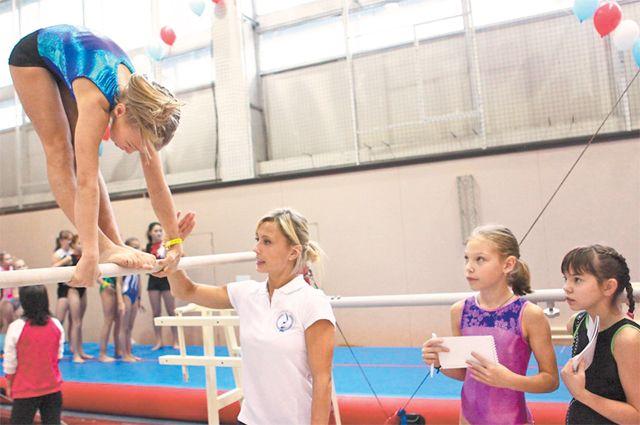 Тренер и двукратная олимпийская чемпионка по спортивной гимнастике Елена Замолодчикова считает,  что все её ученики достойны похвалы.