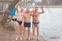 Перед первым купанием в проруби опытные моржи рекомендуют посоветоваться с тренером и пройти небольшой инструктаж.