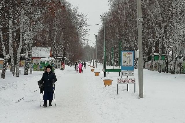 Парк им. Ленина