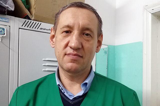 Владимир Николенко признан лучшим врачом скорой помощи в России.