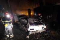 В Черновцах задержали бомжа, повредившего 31 автомобиль за ночь