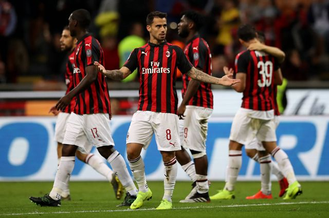 ФК «Милан».
