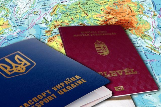 В Миграционной службе рассказали о легализации двух паспортов в Украине