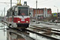 Всего в городе появятся девять новых трамваев.