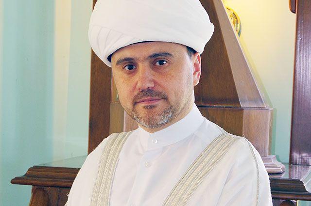 Первый заместитель председателя Совета муфтиев России Рушан Аббясов.