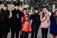 В Тюмени открылась уличная выставка по сказке Ершова «Конек-Горбунок»