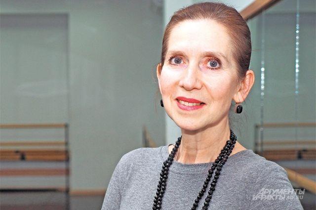 Многие годы Марина Водзинская посвятила преподаванию в КЦ «Салют».