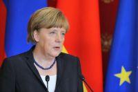 Меркель обсудила с Путиным транзит газа через Украину