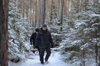 В предновогодний период усилен контроль в тюменских лесах