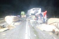 На Черниговщине пассажирский автобус попал в ДТП: погибло три человека