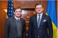 Кулеба встретился с замгоссекретарем США: что известно