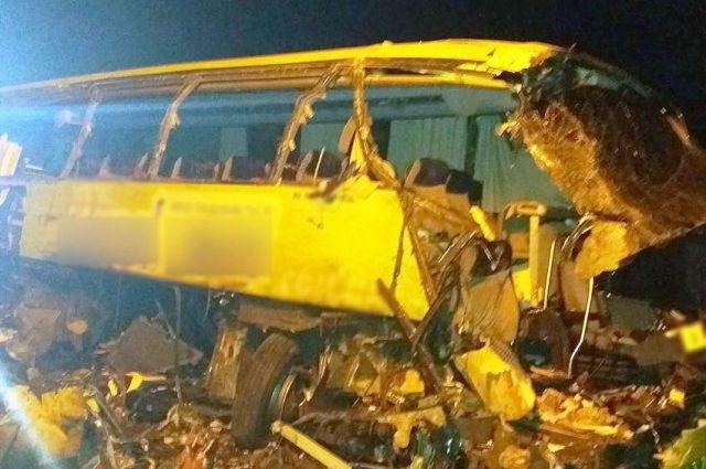 В полиции назвали причину смертельного ДТП в Черниговской области