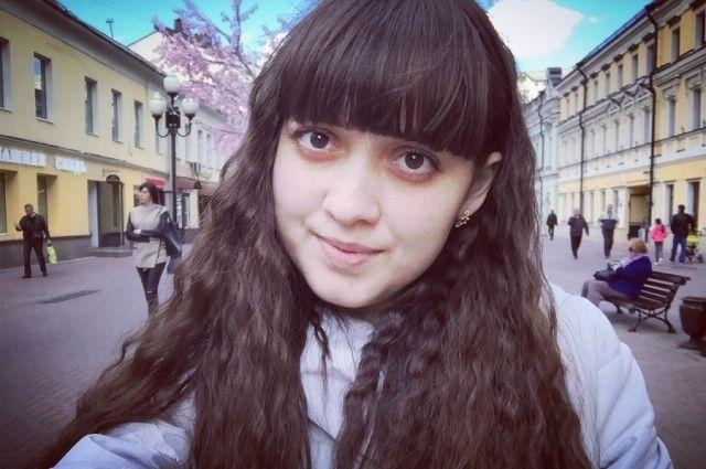 Алена Родионова.